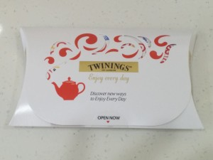 Twinings Promo Pack