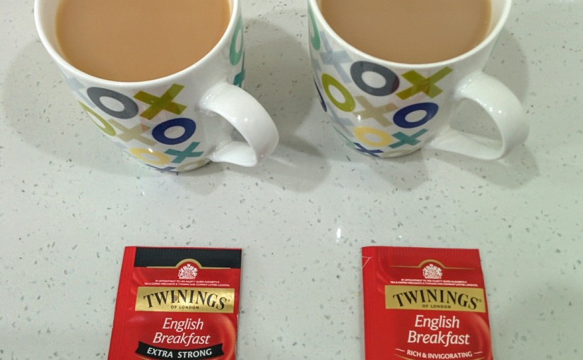 Twinings Extra Strong English Breakfast