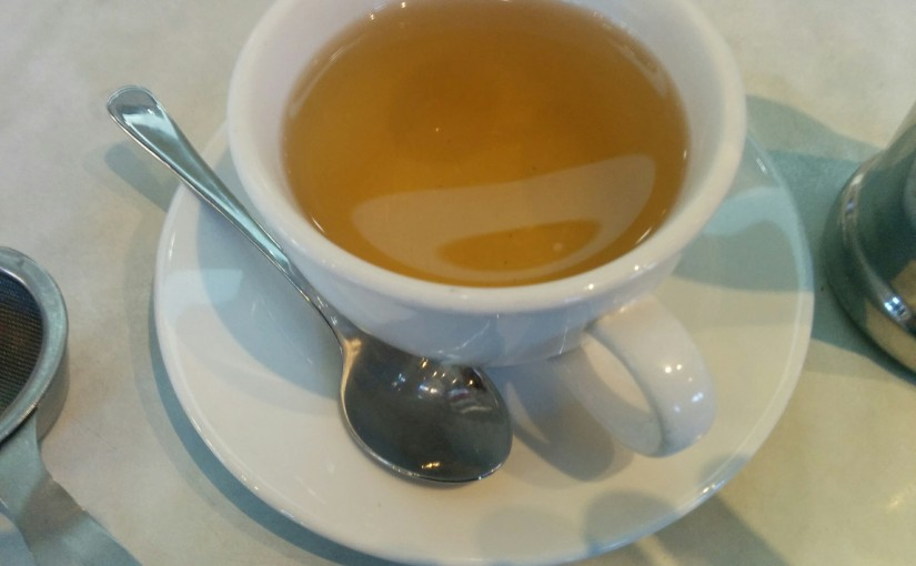 T2's Pai Mu Tan from Café Café in Subiaco